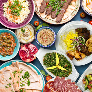 Signature Middle Eastern Dinner Catering Package