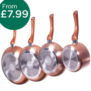 Copper Cookware Collection - Back In Stock!