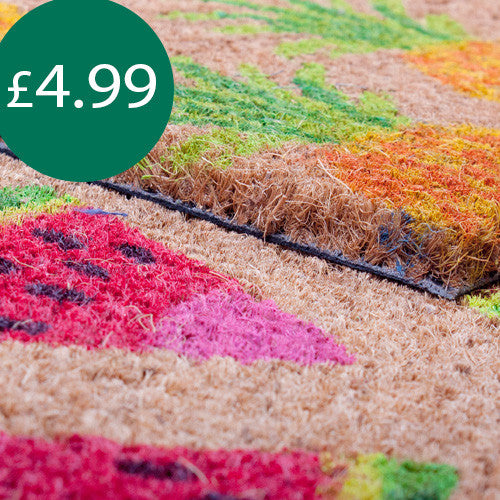 Fabulously Fruity Door Mats!