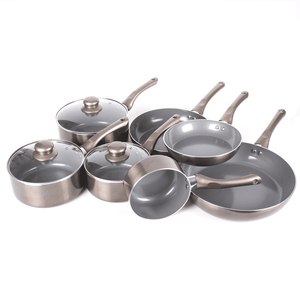 BRAND NEW Pewter Cookware