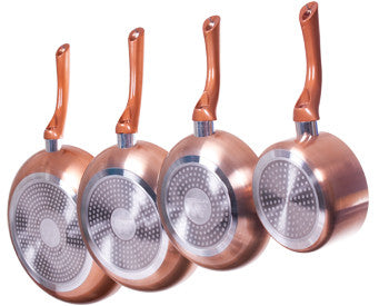 Copper Cookware Collection