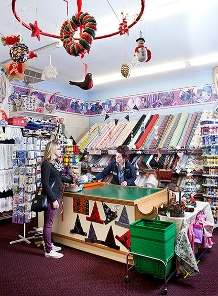 Haberdashery and hobby store