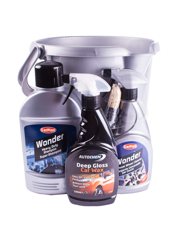 Ultimate Car Cleaning Kit