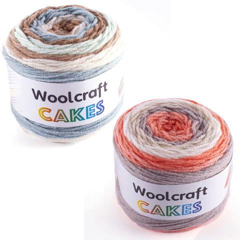 new woolcraft cakes