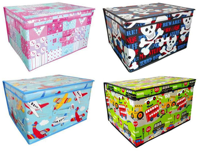 childrens toy boxes