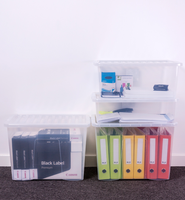 Clear Plastic Boxes