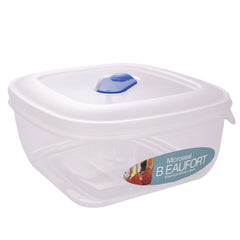 Microseal Plastic Food Containers