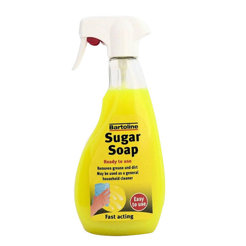 Sugar Soap 500Ml Trigger