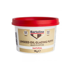 Linseed Oil Putty Multi Purpose 1Kg