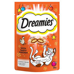 Dreamies with Chicken