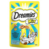 Dreamies with Salmon & Cheese