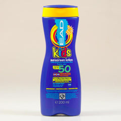 Kids Sunscreen Lotion 200ml - SPF 50