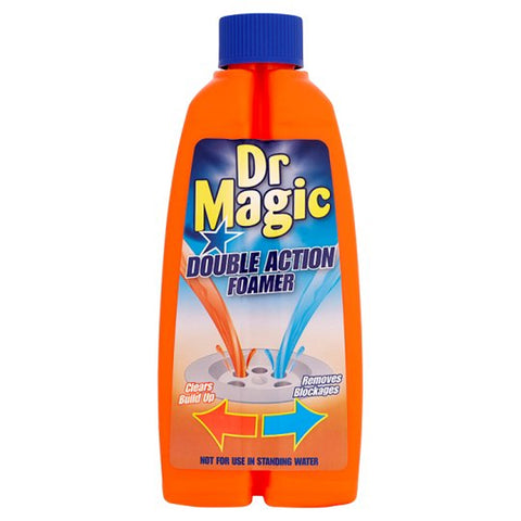 Dr Magic Double Action Foamer Sink Unblocker