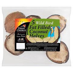 Wild Bird Coconut Halves 5pk