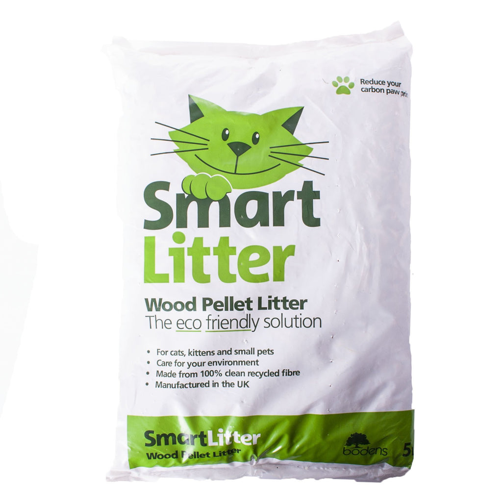 Cat Litter Wood Pellets 5 Litre Yorkshire Trading Company