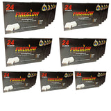 FIRELIGHTERS 24PK FIREGLOW