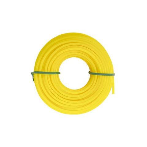 2.4mm x 15m Trimmer Line for Medium Duty Strimmers