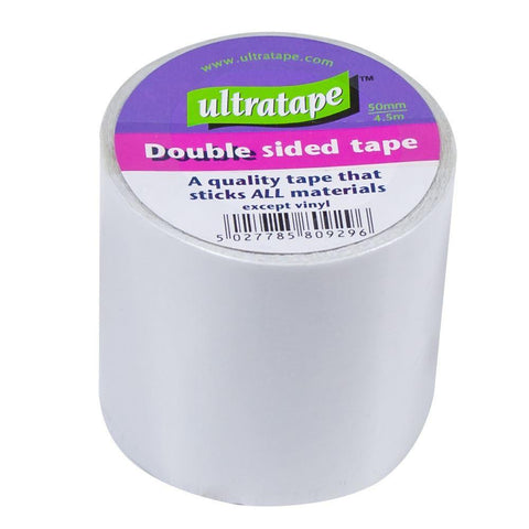 Ultratape Clear Double Sided Tape