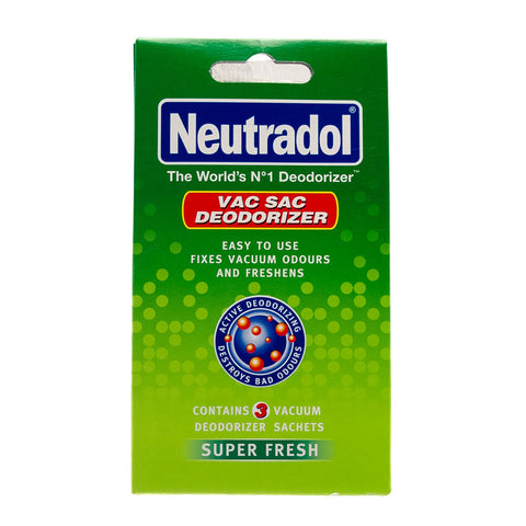 Neutradol Superfresh Vac Sac