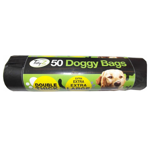 50 Doggy Poo Bags