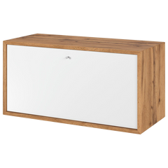 Double Cabinet White