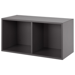 Double Shelf Anthracite