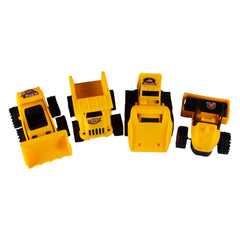 My Big Dig Construction Trucks 4 Assorted Designs