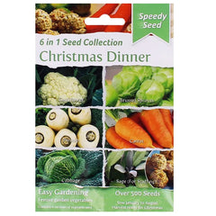 Christmas Vegetables