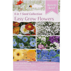 Easy Grow Flowers