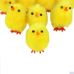Chenille Chicks 10pack