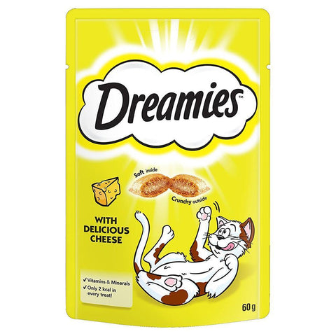 Dreamies with Cheese