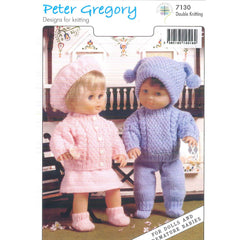 Dolls Outfits Peter Gregory 7130