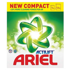 Ariel Bio Compact Laundry Powder