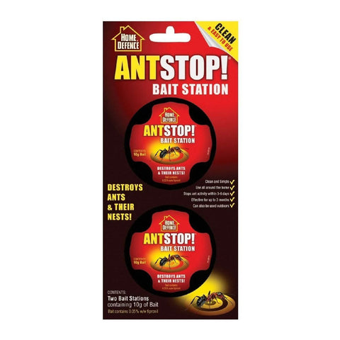 Ant Stop Bait Station 2 Pack