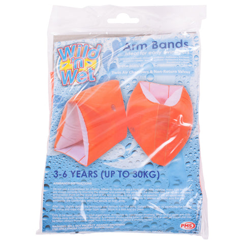 Orange Safety Arm Bands
