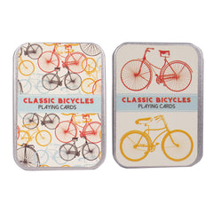 Playing Cards In Assorted Classic Bicycles Tins