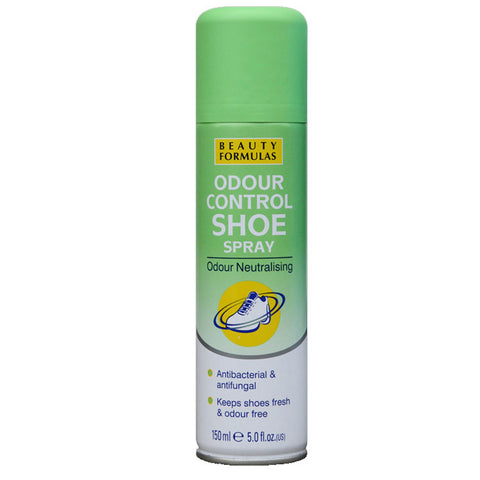 Beauty Formulas Odour Control Shoe Spray