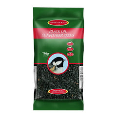 Black Sunflower Seeds 750g
