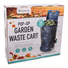 Pop Up Garden Waste Cart