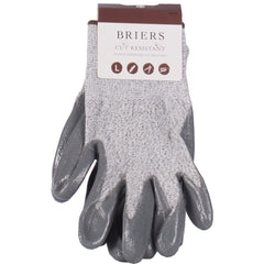 Briers garden gloves professional cut resistant