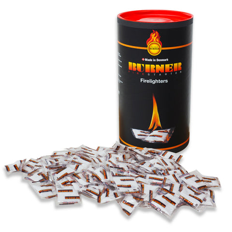 Burner Firestarter Firelighters 100pk