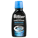 Buster high Power Bathroom Drain Unblocking Liquid 300ml