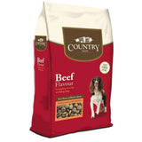 country value beef flavour dog food