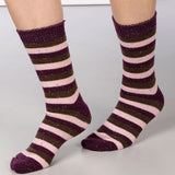 Three Pack Womens Thick Thermal Socks