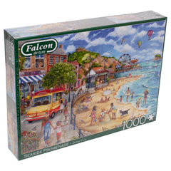 Seaside Promenade 1000 Piece Puzzle