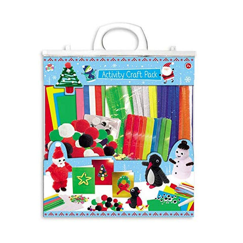 Christmas Activity Craft Bag