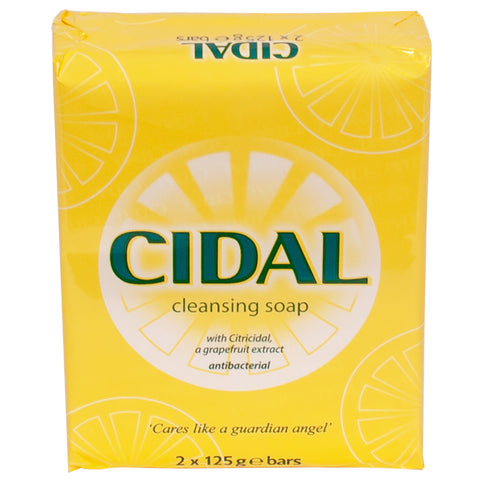 Cidal Anti Bacterial Cleansing Soap