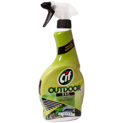Cif outdoor bbq cleaner