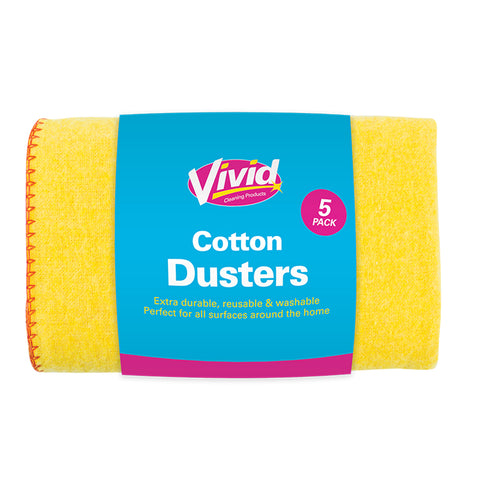 Cotton Dusters 5 Pack