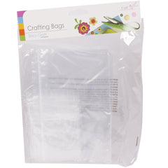 Craft Bags 50pk Resealable